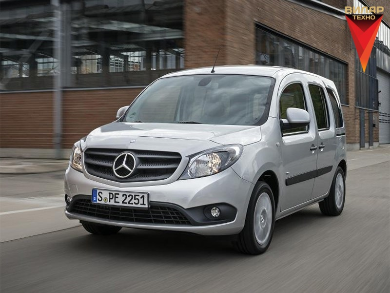 Ремонт Mercedes-Benz Citan
