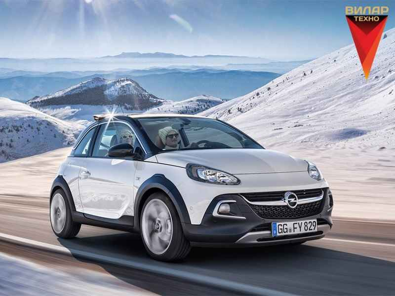Ремонт Opel Adam Rocks