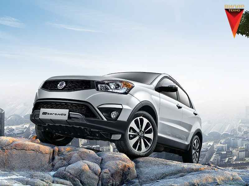 Ремонт SsangYong Actyon
